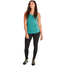 Marmot Aura Tank Top Women deep jungle